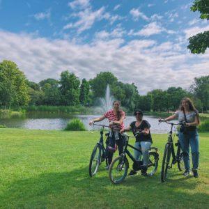 tour en bici | tour privado en bicicleta | Ámsterdam Countryside