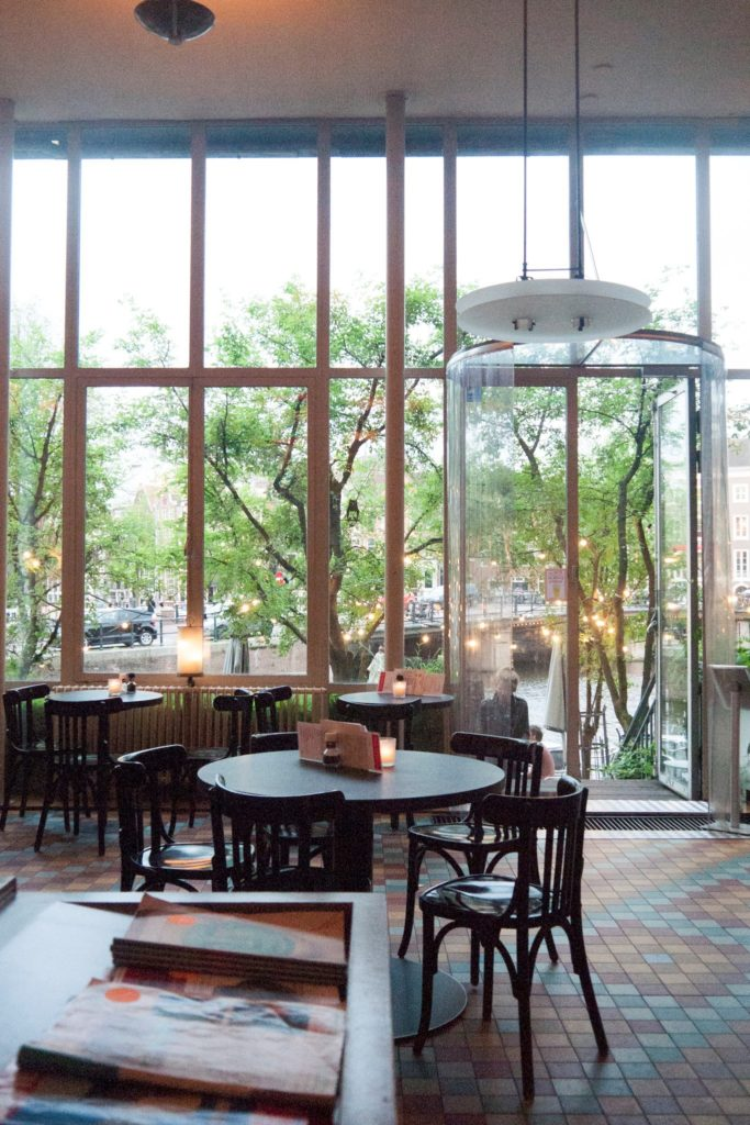cafés y bares amsterdam