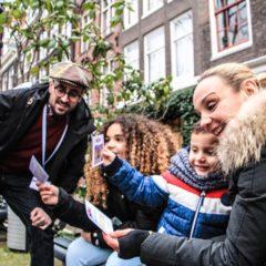 Amsterdam en familia / Tour en familia