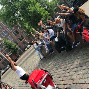 Amsterdam en familia